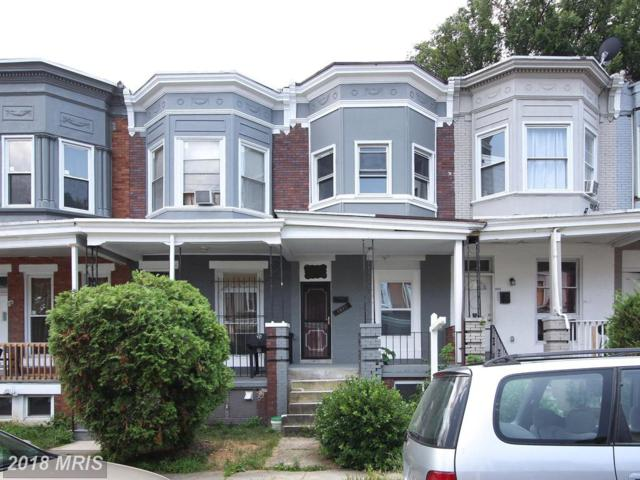 3021 Grayson Street, Baltimore, MD 21216 (#BA10299160) :: TVRG Homes
