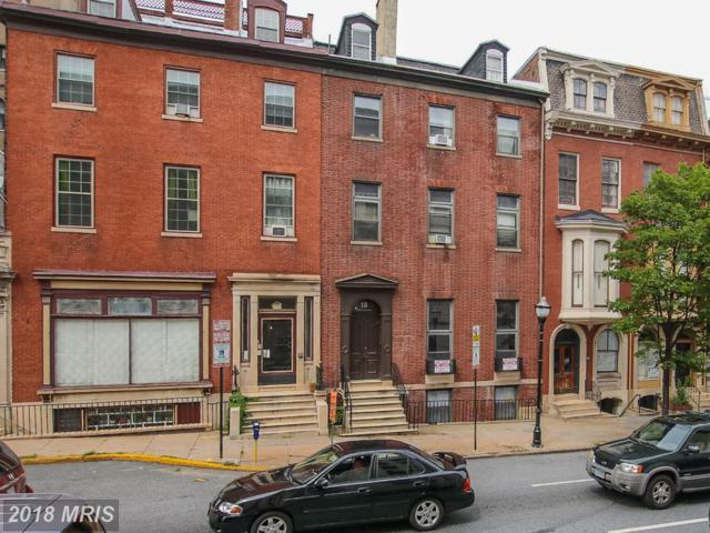18 Franklin Street W, Baltimore, MD 21201 (#BA10299349) :: Charis Realty Group