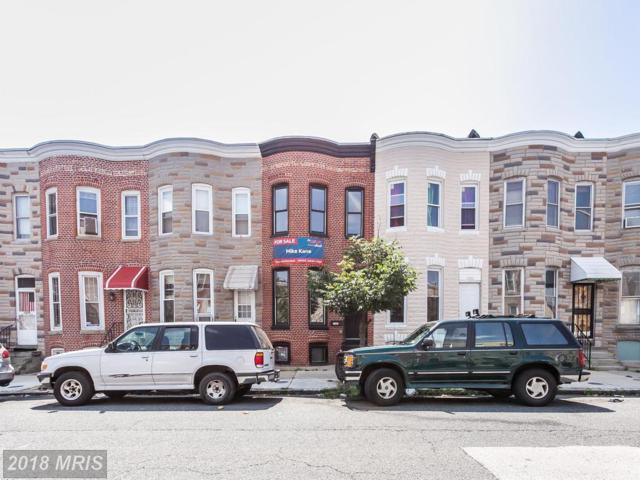1231 Carroll Street, Baltimore, MD 21230 (#BA10299781) :: Blackwell Real Estate
