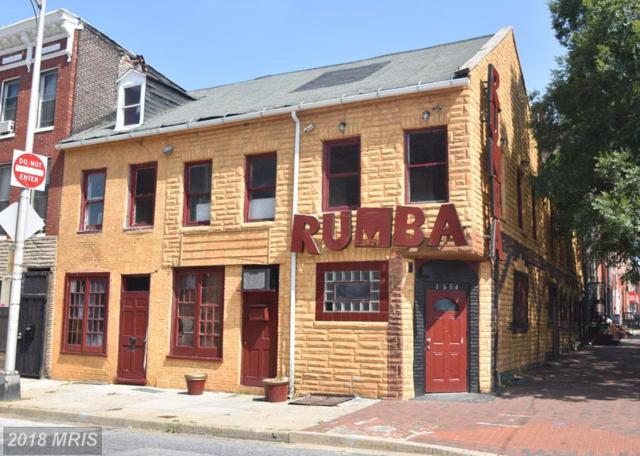 1654 Pratt Street E, Baltimore, MD 21231 (#BA10300039) :: The Sebeck Team of RE/MAX Preferred
