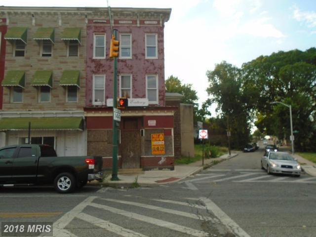 2600 Frederick Avenue, Baltimore, MD 21223 (#BA10301055) :: Lucido Agency of Keller Williams