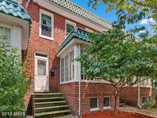 2815 Howard Street, Baltimore, MD 21218 (#BA10301342) :: The MD Home Team