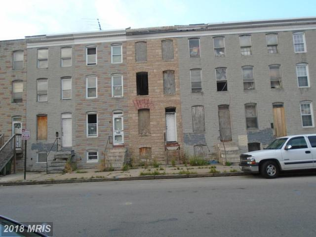 1834 Mchenry Street, Baltimore, MD 21223 (#BA10301612) :: SURE Sales Group