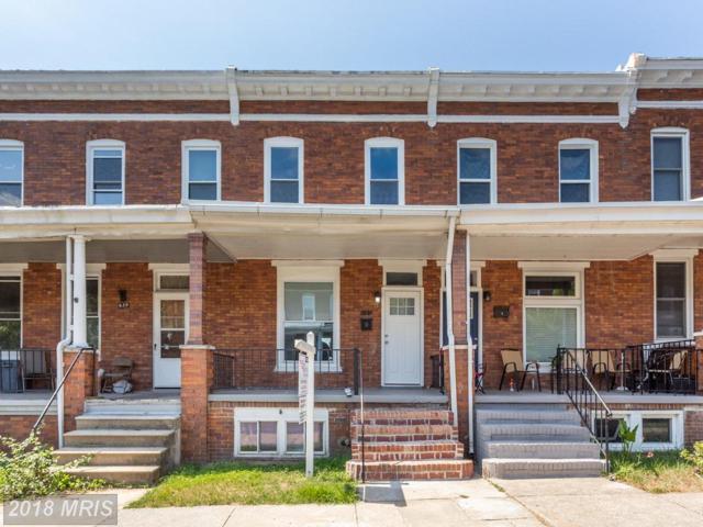 627 37TH Street E, Baltimore, MD 21218 (#BA10301784) :: Bob Lucido Team of Keller Williams Integrity