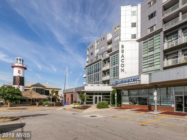 2772 Lighthouse Point East #300, Baltimore, MD 21224 (#BA10302552) :: The Sebeck Team of RE/MAX Preferred