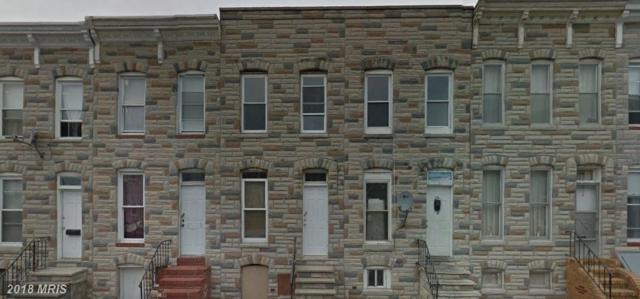 2116 Ramsay Street, Baltimore, MD 21223 (#BA10302860) :: The Katie Nicholson Team