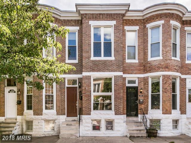 1722 Jackson Street, Baltimore, MD 21230 (#BA10303518) :: Charis Realty Group