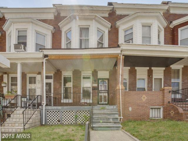 212 Monastery Avenue, Baltimore, MD 21229 (#BA10303628) :: The MD Home Team