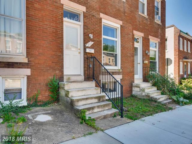 307 31ST Street, Baltimore, MD 21211 (#BA10303721) :: Jim Bass Group of Real Estate Teams, LLC