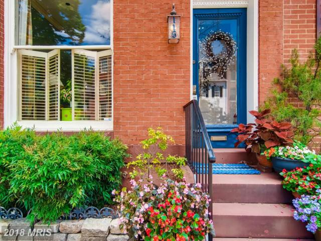 115 Montgomery Street, Baltimore, MD 21230 (#BA10303976) :: The Sebeck Team of RE/MAX Preferred