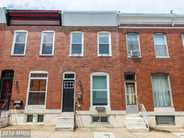 118 Curley Street S, Baltimore, MD 21224 (#BA10304104) :: The Sebeck Team of RE/MAX Preferred