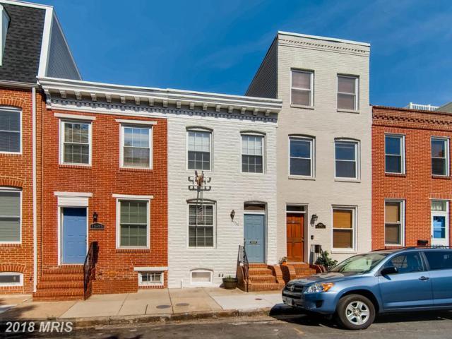 1507 William Street, Baltimore, MD 21230 (#BA10304142) :: The Sebeck Team of RE/MAX Preferred