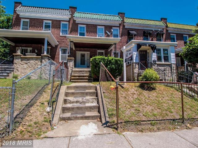 1410 Gorsuch Avenue, Baltimore, MD 21218 (#BA10305665) :: The Daniel Register Group