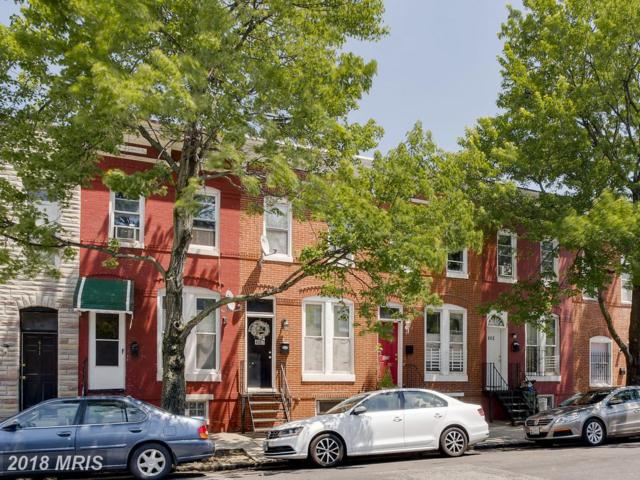 407 Chester North Street N, Baltimore, MD 21231 (#BA10305927) :: SURE Sales Group