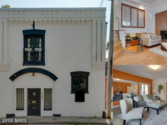 715 Lovegrove Street, Baltimore, MD 21202 (#BA10308118) :: SURE Sales Group