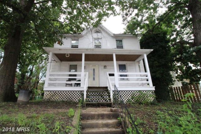 618 Willow Avenue, Baltimore, MD 21212 (#BA10309978) :: Bob Lucido Team of Keller Williams Integrity