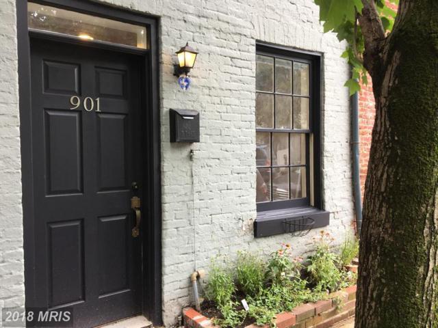 901 Tyson Street, Baltimore, MD 21201 (#BA10310135) :: SURE Sales Group