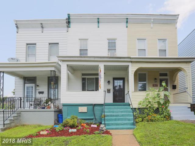 3829 Hickory Avenue, Baltimore, MD 21211 (#BA10315870) :: The Dailey Group