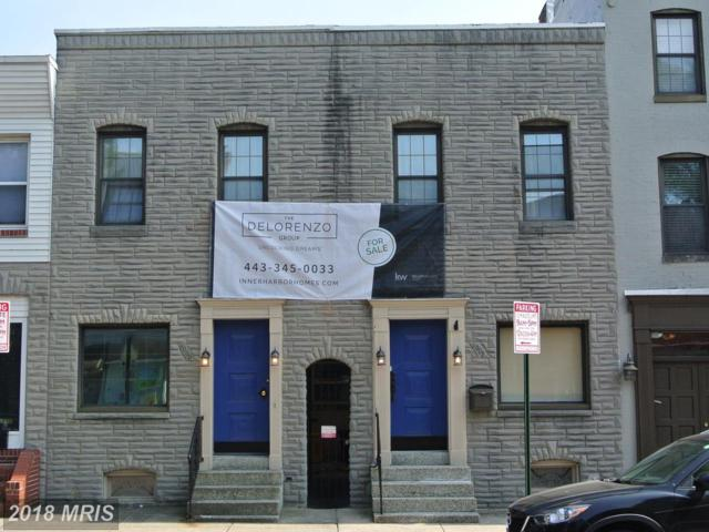 2007 Eastern Avenue, Baltimore, MD 21231 (#BA10316107) :: SURE Sales Group