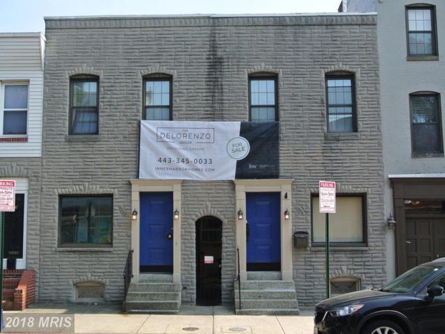 2007 Eastern Avenue, Baltimore, MD 21231 (#BA10316113) :: SURE Sales Group