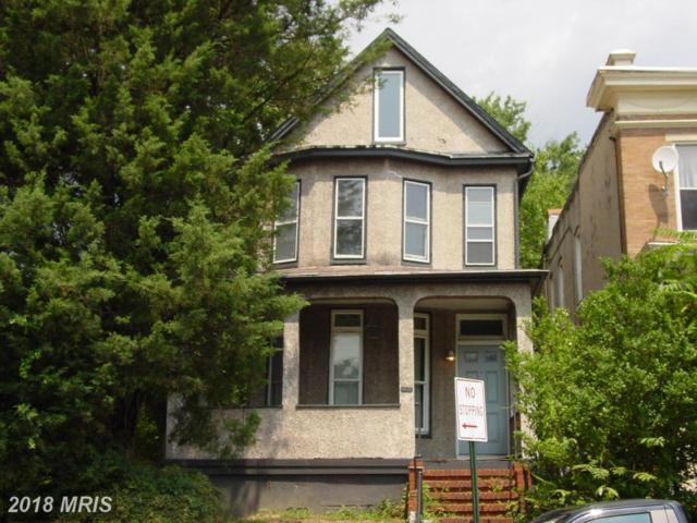902 Gorsuch Avenue, Baltimore, MD 21218 (#BA10317553) :: Bob Lucido Team of Keller Williams Integrity