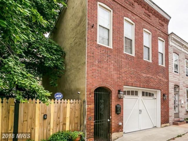 310 Durham Street S, Baltimore, MD 21231 (#BA10317789) :: SURE Sales Group