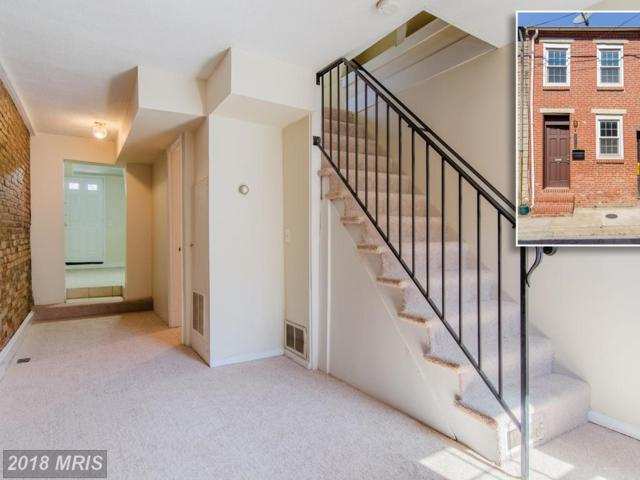 2010 Portugal Street, Baltimore, MD 21231 (#BA10317950) :: SURE Sales Group