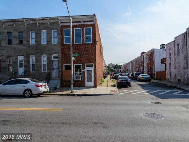 1119 Carey Street S, Baltimore, MD 21223 (#BA10317998) :: SURE Sales Group