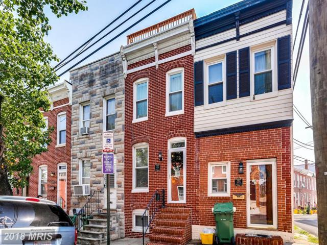 1413 Jackson Street, Baltimore, MD 21230 (#BA10318169) :: The Dailey Group