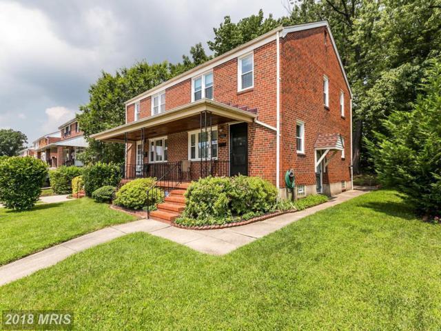3422 Woodring Avenue, Baltimore, MD 21234 (#BA10319490) :: Bob Lucido Team of Keller Williams Integrity