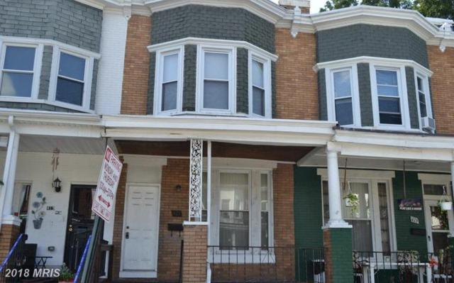 417 28TH Street, Baltimore, MD 21218 (#BA10319860) :: SURE Sales Group