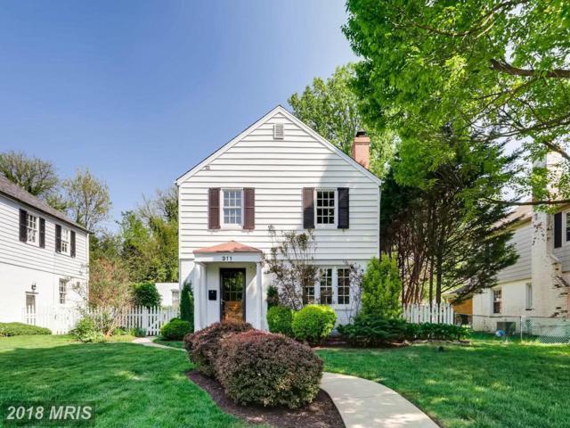 311 Woodbourne Avenue, Baltimore, MD 21212 (#BA10320055) :: Labrador Real Estate Team