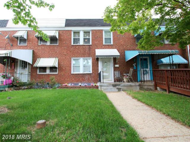 3742 Ravenwood Avenue, Baltimore, MD 21213 (#BA10320443) :: SURE Sales Group