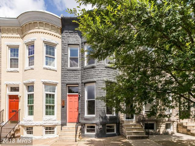 806 Powers Street, Baltimore, MD 21211 (#BA10320926) :: The Dailey Group