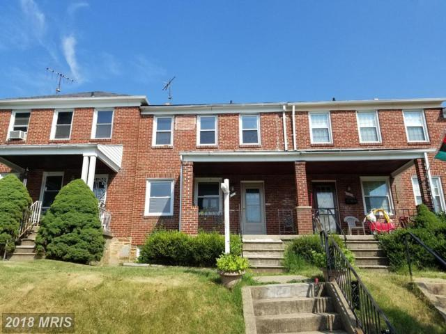 3436 Parklawn Avenue, Baltimore, MD 21213 (#BA10321019) :: SURE Sales Group