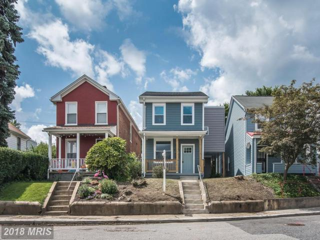 3370 Hickory Avenue, Baltimore, MD 21211 (#BA10321112) :: The Dailey Group