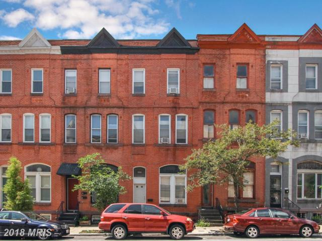 2032 Mcculloh Street, Baltimore, MD 21217 (#BA10321317) :: Wilson Realty Group