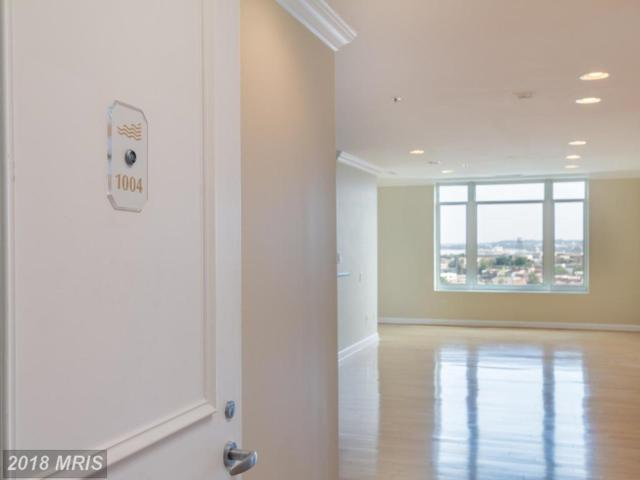 100 Harborview Drive #1004, Baltimore, MD 21230 (#BA10321330) :: Wilson Realty Group