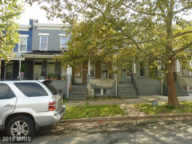 2806 Maisel Street, Baltimore, MD 21230 (#BA10321592) :: Bob Lucido Team of Keller Williams Integrity