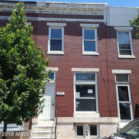 645 Kenwood Avenue N, Baltimore, MD 21205 (#BA10322121) :: Keller Williams Pat Hiban Real Estate Group