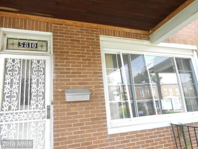 5810 Halwyn Avenue, Baltimore, MD 21212 (#BA10322142) :: The Savoy Team at Keller Williams Integrity