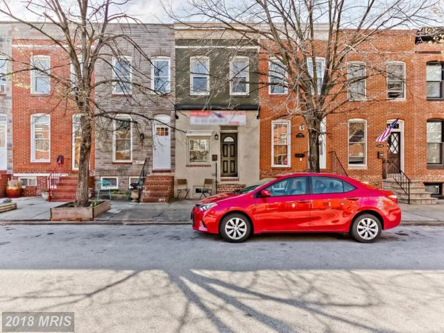 1434 Andre Street, Baltimore, MD 21230 (#BA10322433) :: SURE Sales Group