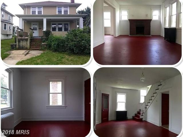 4405 Wentworth Road, Baltimore, MD 21207 (#BA10322535) :: The Maryland Group of Long & Foster