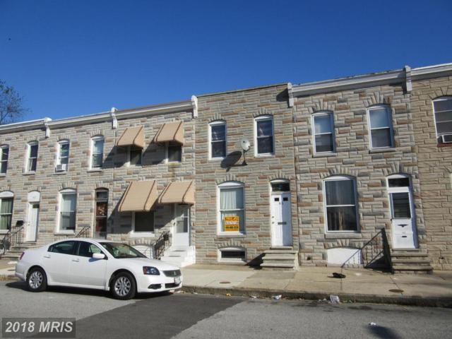 411 Bentalou Street S, Baltimore, MD 21223 (#BA10322900) :: SURE Sales Group