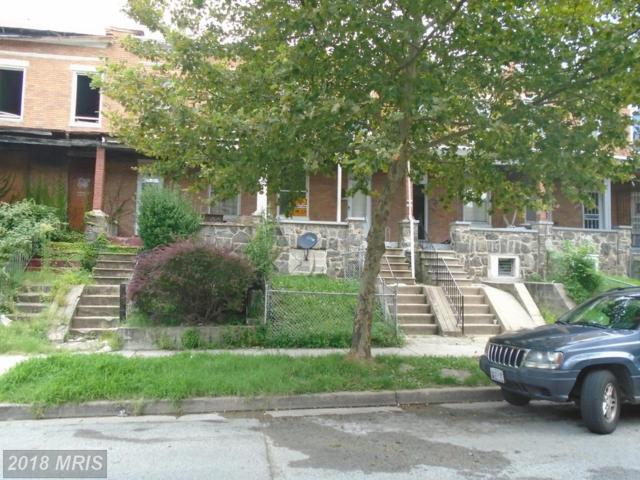 2608 Aisquith Street, Baltimore, MD 21218 (#BA10323119) :: The Dailey Group