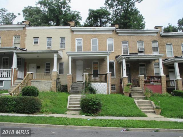 2560 Druid Park Drive, Baltimore, MD 21215 (#BA10323134) :: The Dailey Group