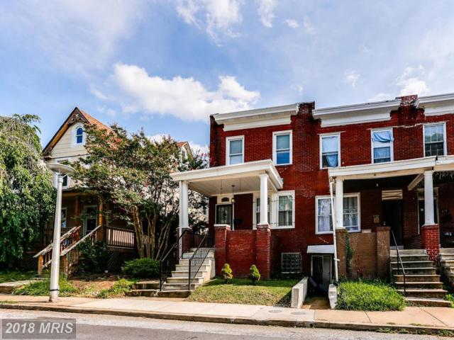 619 38TH Street E, Baltimore, MD 21218 (#BA10323139) :: SURE Sales Group