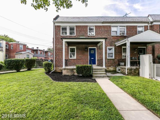 2501 Forest Park Avenue W, Baltimore, MD 21215 (#BA10323520) :: ExecuHome Realty