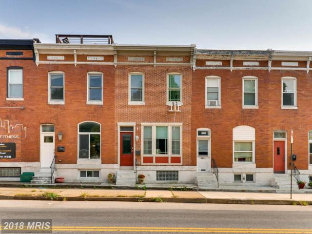 3033 Eastern Avenue, Baltimore, MD 21224 (#BA10323796) :: SURE Sales Group
