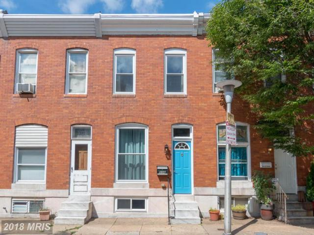 336 Robinson Street S, Baltimore, MD 21224 (#BA10323873) :: SURE Sales Group